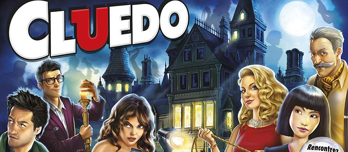 Cluedo version Game of Thrones