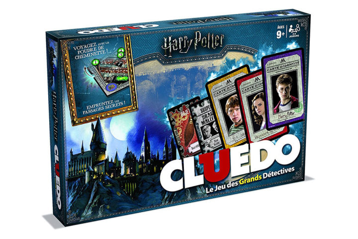 Cluedo édition Harry Potter