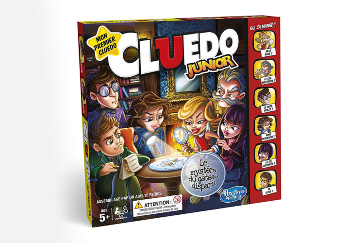 Cluedo Junior, édition junior