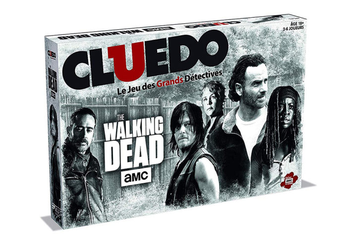 Cluedo édition The Walking Dead