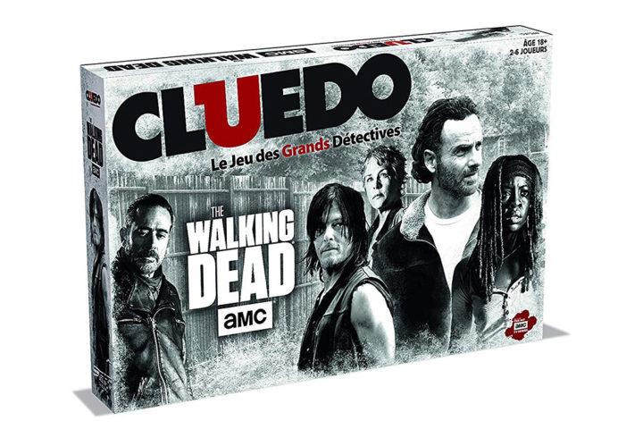 Cluedo édition The Walking Dead