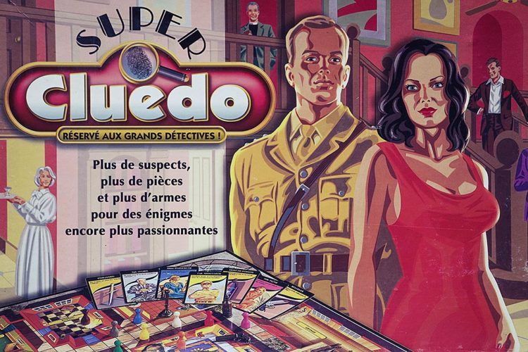Les règles du Super Cluedo