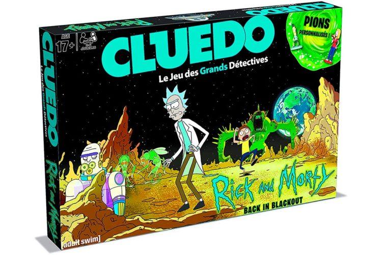 Cluedo édition Rick et Morty